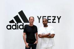 Adidas   Kanye West: colaboração anuncia nova marca