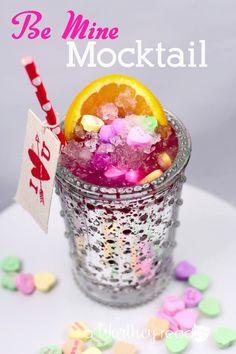 Be Mine Mocktail Val
