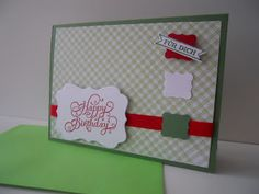 Happy Birthday, lieber Mann! / the male happy birthday card