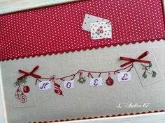 De Bonne Santé, d'Amitié, ... Et bien Sûr : une année remplie de petites Croix --- --- Noël se prolonge dans L'Atelier --- --- ...