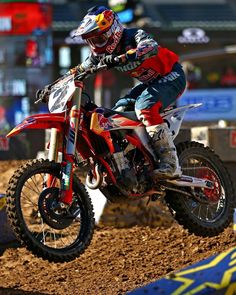 Cooper Webb leaves Anaheim 2 his first career win after going during the Triple Crown Bike Freestyle, Enduro Motocross, Bike Pic, Motorcycle Wallpaper, Dirt Racing, Dirtbikes, Valentino Rossi, Bike Stuff, Attitude