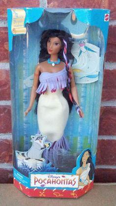 Disney Pocahontas My Favorite Fairytale Collection Doll Mattel | eBay