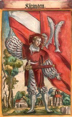 Renaissance, Holy Roman Empire, Landsknecht, Albrecht Durer, Coat Of Arms, Military History, 16th Century, Old World, Art History