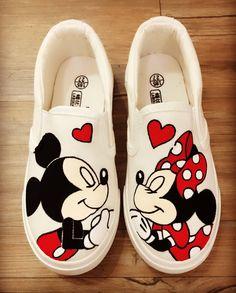 new styles 5ccb8 d4fc6 Calzado para Mujeres adolescentes Archives - zapatos a la moda Zapatos De  Lona Pintados, Ver