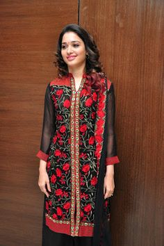 Tamanna Bhatia cute Photo Shalwar Kameez, Patiala, Kurti, Indian Style, Indian Wear, Frock Fashion, Fashion Outfits, Celebrity Outfits, Punjabi Suits
