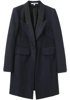 Carven Lapel Coat