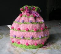 Justjen-knits: Tea Cosies - the good, the bad & the ugly.