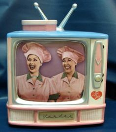 "~  Lucille (""Lucy"") Esmeralda McGillicuddy-Ricardo & Ethel Mae Roberta Louise Potter-Mertz ~"