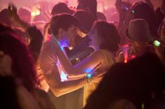 Hannah and Elijah don't care, they love it, and dance in #GIRLS Season 2 Episode 3