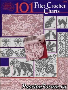 crochet book - 101 Filet Crochet Charts Álbuns da web do Picasa. With how to for filet Punto Red Crochet, Crochet Cross, Thread Crochet, Crochet Motif, Irish Crochet, Crochet Designs, Crochet Doilies, Crochet Lace, Crochet Stitches