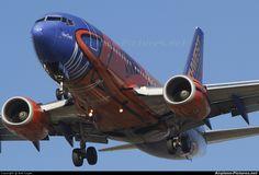 Southwest Airlines Boeing 737-300 (N224WN) - Los Angeles Intl |LAX|