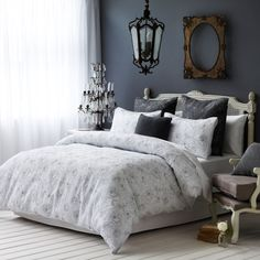 Quilt Covers & Coverlets Yvonne Bedroom http://www.adairs.com.au/bedroom/quilt-covers-&-coverlets/mercer-+-reid/yvonne