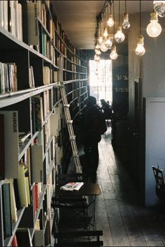 Lights, Books & Beyond