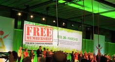 FREE MEMBERSHIP Feb. 27 - Mar 5th for all living in Canada! www.energetic.isagenix.com for more info.
