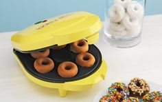 Go to~Tips & Recipes~Oct 2011~ Oct 20th ~Gluten Free Donuts for the Babycakes....