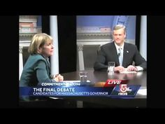 The most knee-slapping hilarious debate moments this election cycle are in the Massachusetts 2014 Governor's Race -- Martha Coakley (Dem) is running against Charlie Baker (Rep) for governor. The RGA (Republican Governors' Association) has a collection of videos of election races around the country that are pretty good, but this one is the funniest and most descriptive of the difference between a Democrat and a Republican......Enjoy!....
