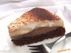 Pudingová torta
