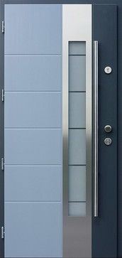 Modern Front Entry Door - modern - Front Doors - New York - Ville Doors