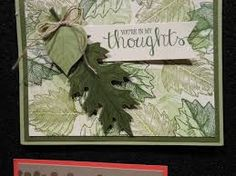 images of stampin up lighthearted leaves - Google Search