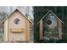 Looker Window Bird House