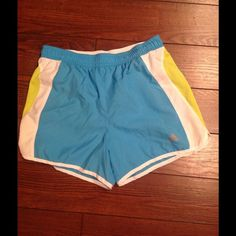 Adidas Athletic Shorts S! Adidas Athletic shorts size small have a liner on the inside also great for wearing to the gym like new condition!! Adidas Shorts