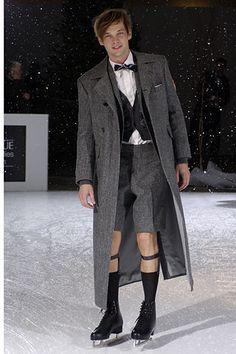 Thom Browne - Fall 2006 Menswear - Look 12 of 41