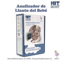 El Llanto del bebé ¿Por qué llora el bebé?  Los bebés lloran. No hay manera de evitarlo; es una de las pocas formas que tienen de comunicarse. Utilizando el nuevo Analizador de Llanto de HIT BABY1® los padres podrán saber PORQUÉ LLORA EL BEBÉ  El Analizador de Llanto HIT BABY1® es un sistema innovador que permite analizar electrónicamente el llanto de tu bebé e identificar su causa: hambre, sueño, aburrido, agobiado, estresado.  #llantos #bebés