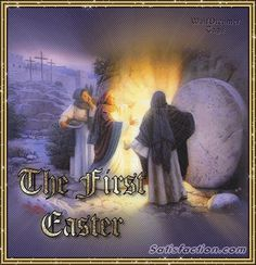 The 1st Easter. ...