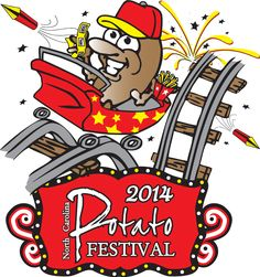 NC Potato Festival - May 16-18th 2014  Elizabeth City, NC