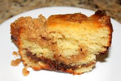 Greek Coffee Cake Recipe from The Mediterranean Kitchen