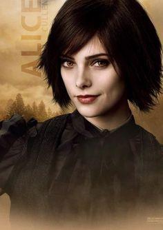 Alice Cullen (or Ashley Greene)