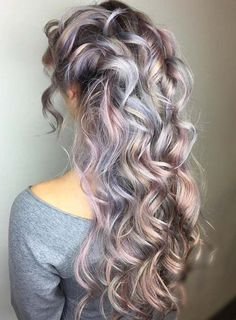 Seven New Smoking Hot Hair Color Variations for 2017 7
