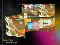 Diseño de Folletos Condominios Niza