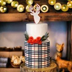 Hey there Cupcake Mint Wedding Cake, Summer Wedding Cakes, Floral Wedding Cakes, Elegant Wedding Cakes, Christmas Cake Decorations, Christmas Desserts, Christmas Cakes, Pretty Cakes, Beautiful Cakes