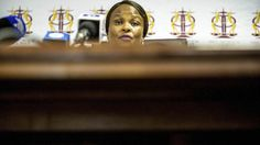 Why the public protector is dangerously wrong. Public Protector Busisiwe Mkhwebane appears to be overstepping her authority. Constitution, Police, Law, Author, Bill Of Rights, Writers, Authors
