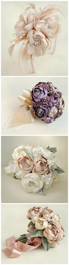 Bling Bouquets by Emici Bridal