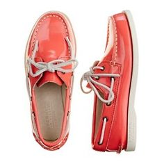 Color Coral - Coral !!! sperrys