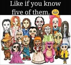 I know 11