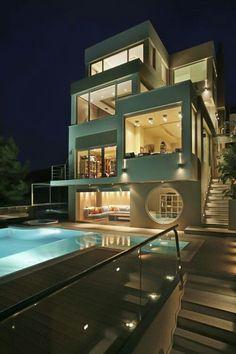 #house #big #pic #beautiful #pinterest