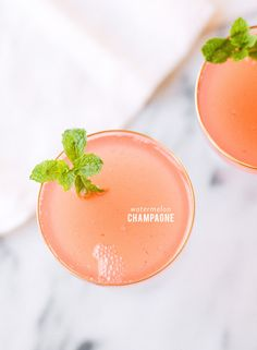 Bright summer color to liven up any summer cocktail party. What else are you adding to champagne this summer? #AvosFromPeru #ad