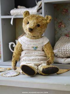 So Sweet! Chico-hma-bear-by Vivianne Galli