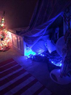 Sleepover fort