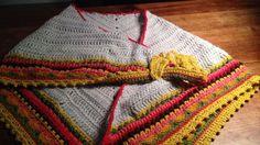Sunday shawl voor mijn Antilliaanse schoonzus