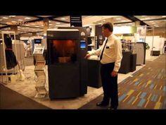 TecSol3D ProJet 6000 / 7000 Impresora 3D - SLA en Mexico