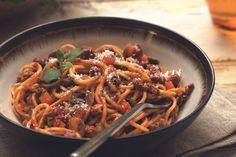 Quick Quorn Spaghetti Bolognese