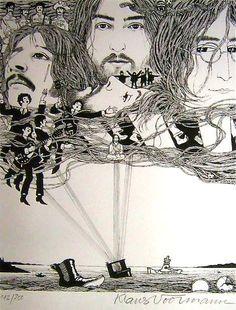 The Beatles, by Klaus Voormann