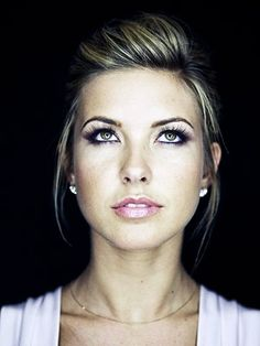 audrina patridge dont know who she is but love her makeup