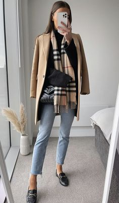 Look Casual Otoño, Cute Fall Outfits, Professional Outfits, Casual Winter Outfits, Winter Fashion Outfits, Autumn Winter Fashion, Spring Outfits, Mode Outfits, Chic Outfits