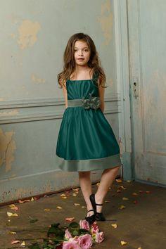 Seahorse 43255 Flower Girl Dress | Weddington Way