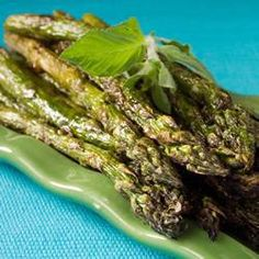 Asparagus on the Barbecue @ allrecipes.co.uk